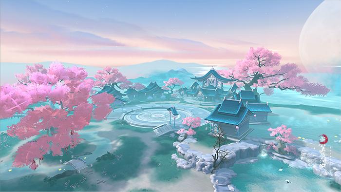 """图片: 图2+全新玩法""""灵犀岛""""降临江湖.jpg"""