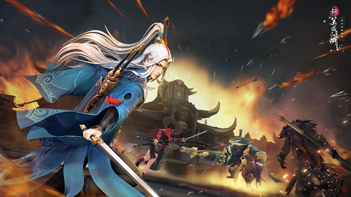 """图片: 图2+全新玩法""""应龙峡谷"""".jpg"""